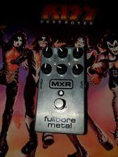 Dunlop MXR Fullbore Metal Distortion Guitar Effect Pedal