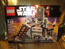 Star Wars Han Solo Carbon Freezing Chamber LEGO Set 231pcs NEW 75137