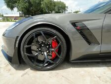 C7 Z06 Z07 WXM Forged - WIDEx5.R2 wheels with Pirelli 285 and 355mm tires