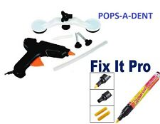 Pops a dent kit réparation débosselage carrosserie pops-a-dent + Fix it Pro