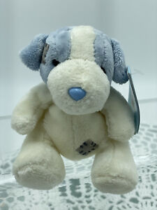 Tiny My Blue Nose Friends, Jack Russell Dog, Chase, No 71, 10cm Tall, 4'