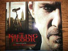 The Killing Floor-Original Soundtrack-Michael Wandmacher-2008 Movie Score!
