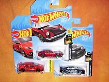 Hot Wheels Acura Integra GSR Datsun 240Z Honda Civic Type R Lot of 3 cars new