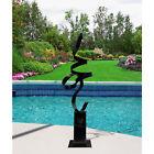 Statements2000 Large Modern Metal Sculpture Garden Art Yard Decor by Jon Allen