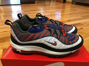 air max 98 naranjas