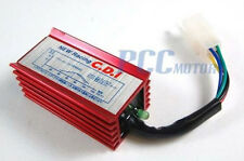 RED RACE NO REV HYPER CDI BOX XR50 CRF50 110 125 SDG SSR BIKE M CD01