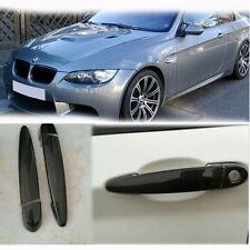 Fit for BMW E92 E93 2DR Carbon Fiber Door Handle Bar Cover 3 Series 328i xDrive