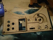 Pioneer PL-560 Stereo Turntable Parting Out Faceplate