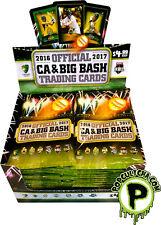 CRICKET - 2016/17 CA & Big Bash Tap 'N Play Trading Cards Sealed Box (36ct) #NEW