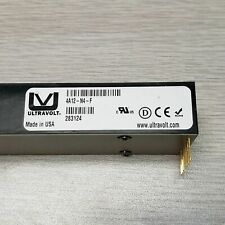 New listing Ultravolt High Voltage Power Supply 4A12-N4-F