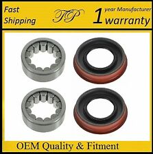 2007-2013 CHEVROLET AVALANCHE Rear Wheel Bearing & Seal Set (For New Axle) PAIR