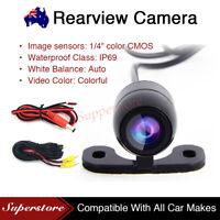 "170"" Reverse Camera Car Waterproof Rear View Backup Parking Camera Night Vision"