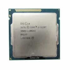Intel SR0RE Core i3-3220T 2.80GHz 3M 5.00GT/s 3rd Gen Socket 1155 CPU Processor