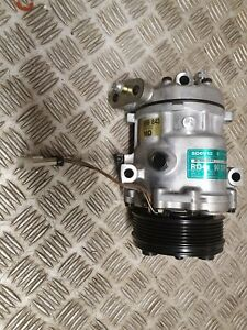 VAUXHALL OPEL ASTRA G 1.7 2.0 DIESEL AIRCON A/C COMPRESSOR 90559843 SD6V12