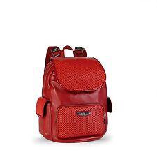 Kipling CITY PACK S KP Hot Red Perfo Daypack