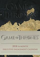 Official Game of Thrones 2017-2018 16-Month Diary by Andrews McMeel Book The