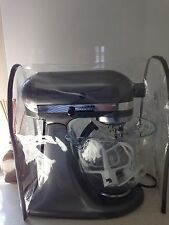 KitchenAid Mixer Cover with Grey Binding