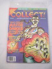Tuff Stuff's Collect July 1994 Non-Sport Magazine bagged w/ promo card Lion King