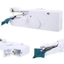 Cordless Quick Handy Repair Portable Cloth Stitch Sew Hand Held Sewing Machine