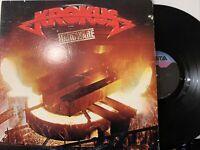 Krokus – Headhunter LP 1983 Arista – AL5-8147 VG/VG