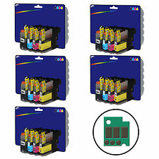 Any 20 non-OEM LC123 V3 Ink for Brother MFC-J6520DW MFC-J6720DW MFC-J6920DW