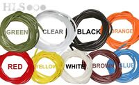 SILICONE TUBING - All colours Multi purpose food safe air water fluid tube HLS