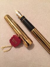 RARE 1994 PARKER SONNET PREMIER ATHENS GT MEDIUM NIB FOUNTAIN PEN-FRANCE-NR MINT