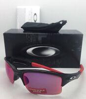 9712e4b392 OAKLEY Sunglasses QUARTER JACKET OO9200-18 Black   Red Frames w  Prizm Road  Lens