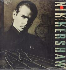 "NIK KERSHAW "" THE WORKS "" LP 33 GIRI  SIGILLATO"