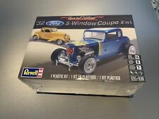 Revell 32 Ford 5 Window Coupe 2 in 1 SPEZIAL EDITION