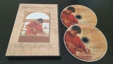 Hand-Cut Mortise and Tenon with Rob Cosman (DVD) woodworking instructional RARE