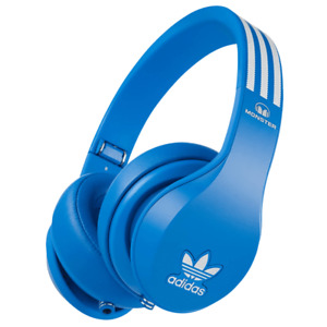 Monster Adidas Originals High Performance Over-Ear Headphones with ControlTalk