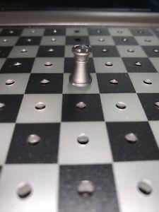 Saitek KASPAROV COSMOS Chess Replacement Charcoal/Black King (1) Piece