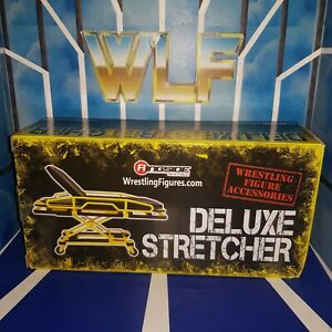 Deluxe Stretcher - RSC - Accessories for WWE Wrestling Figures