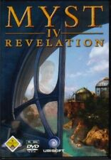 4 Myst IV Revelation tedesco come nuovo