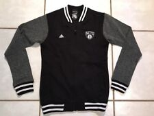 NWOT  ADIDAS Brooklyn Nets 2014 NBA Jacket Youth XL