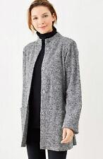 J.Jill Pure Jill Coat   3X   NWT  $189  Textured Marled Coat