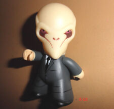 DOCTOR WHO TITANS vinyl FIGURE the SILENT silence Dr Who Villian Alien TOY