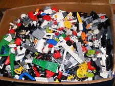 4 POUND LOT OF GENUINE LEGO MIXED PARTS & PIECES**FROM MULTIPLE SETS**FREE SHIP