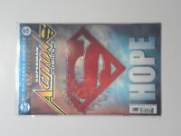 Superman 987 Lenticular Cover! NM 1940! Oz Effect part 1 Variant!