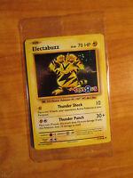 SEALED Pokemon ELECTABUZZ Card TOYS R US Promo XY EVOLUTIONS Set 41/108 Holo TRU