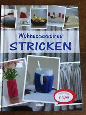 Wohnaccessoires - Stricken
