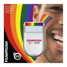 Pride Rainbow Fancy Dress Party Accessories Lesbian/Gay[Rainbow Fanbrush]