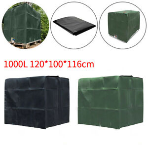 IBC 1000 Liters Container Cover Waterproof Protective Bucket Cover for Rain Tank