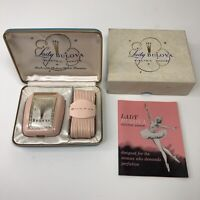 Vintage NOS Lady BULOVA Electric Razor New in Box Rare Dawn Pink Old Watch