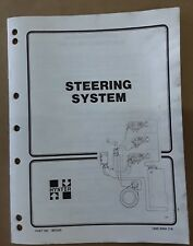 Hyster Steering System Manual 1600 SRM 378
