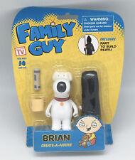 NEW Family Guy Brian TV Cartoon Action Create Figure Mug Paper Build Death Robe