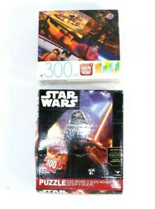Disney's Star Wars Kylo Ren 100 Pc, and Ralph Breaks the Internet 300 Pc Puzzles