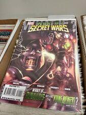 Marvel What If? Secret Wars #1 Part 5 of 5 Unread Condition 2009