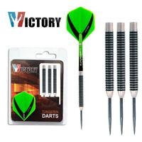Victory Darts Original Ring Grip Tungsten Steel Tip Darts - Choose 20g to 30g